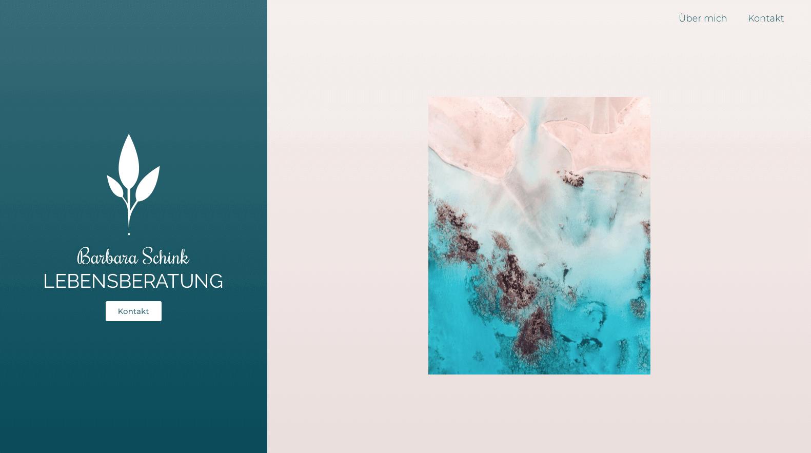 Webdesign Projekt telefonische Lebensberatung – Barbara Schink Lebensberatung